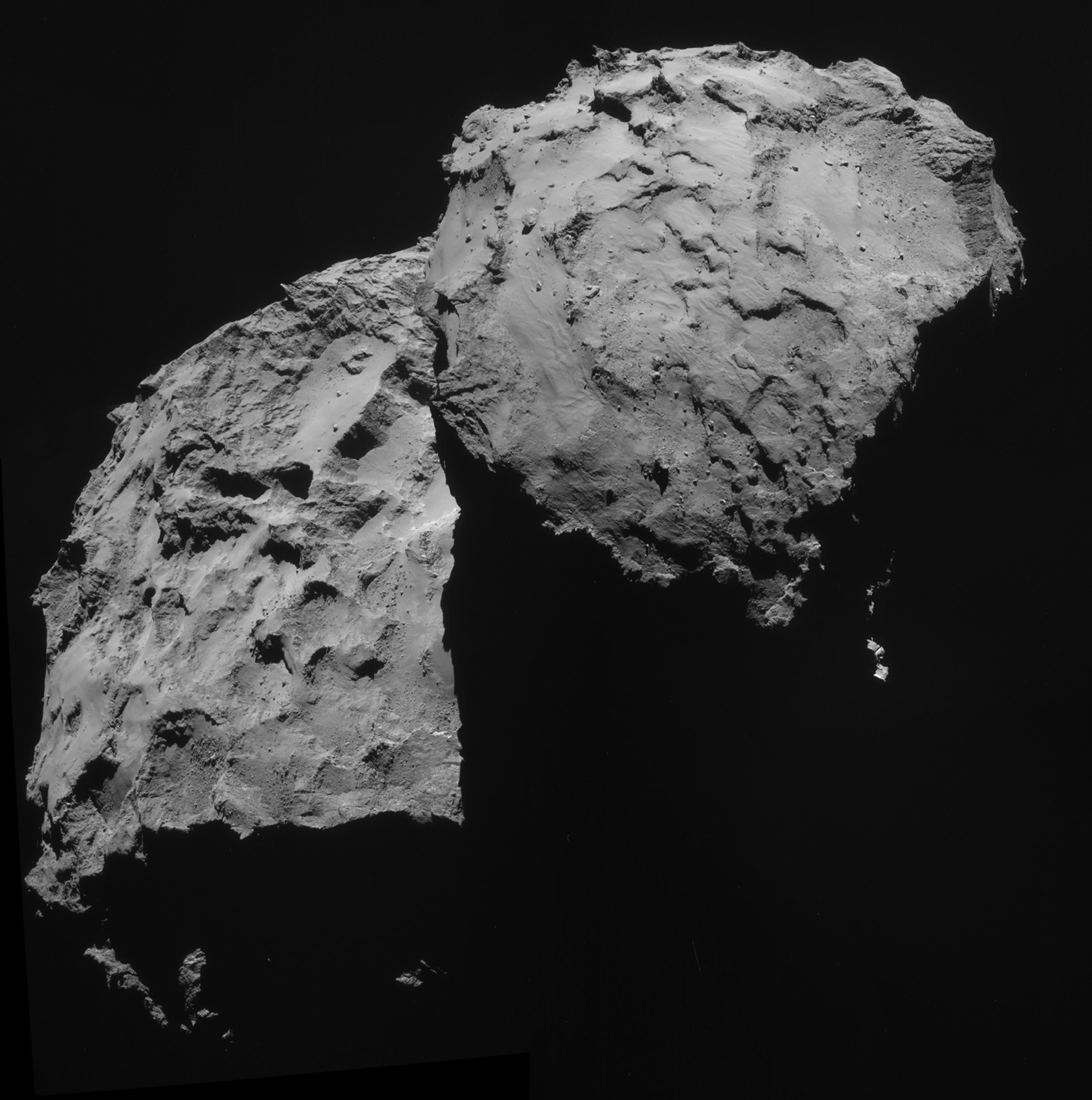The Adventures of Rosetta and Philae - CSIROscope