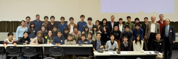 The Sendai Astronomical Observatory PULSE@Parkes participants.