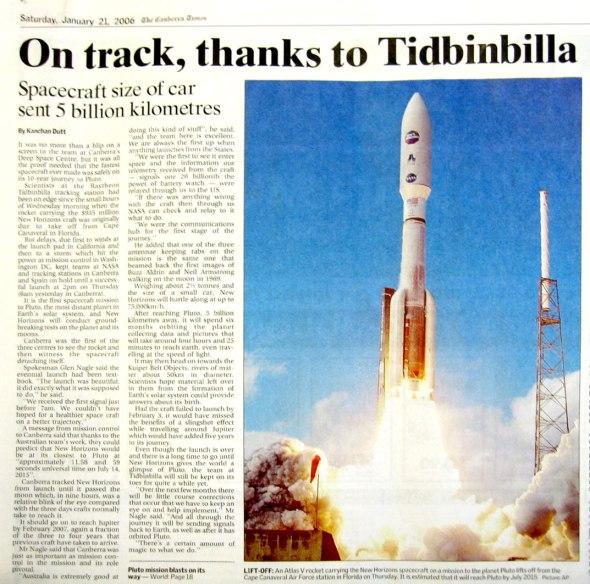 Tidbinbilla is always making headlines. Image: Canberra Times/Fairfax
